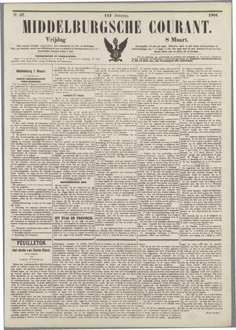Middelburgsche Courant 1901-03-08