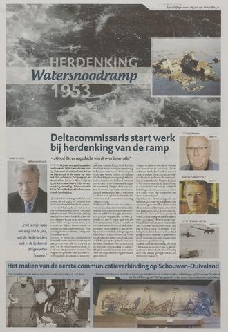 Watersnood documentatie 1953 - kranten 2009-01-01