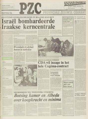 Provinciale Zeeuwse Courant 1980-10-03
