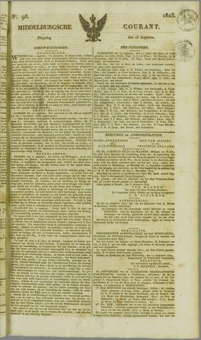 Middelburgsche Courant 1825-08-16