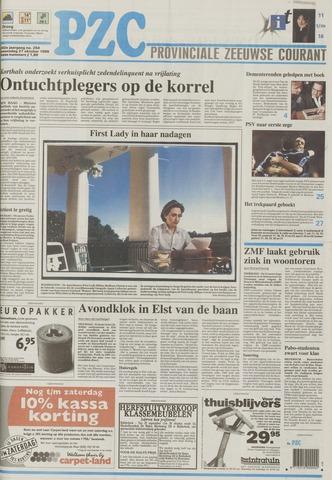 Provinciale Zeeuwse Courant 1999-10-27
