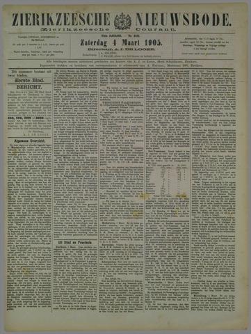 Zierikzeesche Nieuwsbode 1905-03-04
