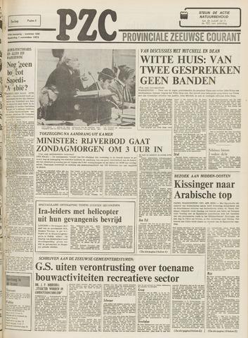 Provinciale Zeeuwse Courant 1973-11-01