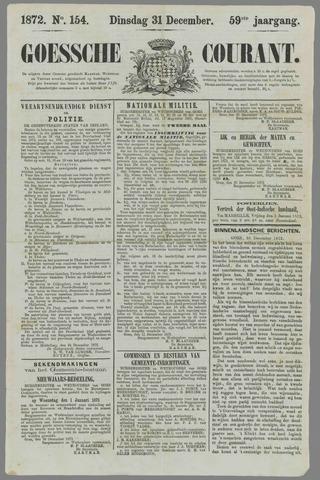 Goessche Courant 1872-12-31