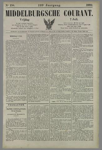 Middelburgsche Courant 1882-07-07