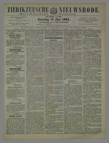 Zierikzeesche Nieuwsbode 1905-06-17
