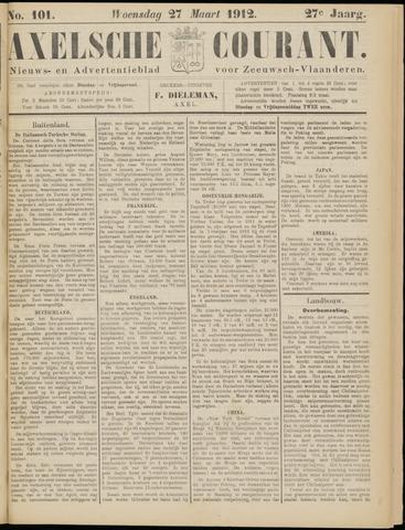 Axelsche Courant 1912-03-27