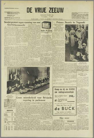 de Vrije Zeeuw 1963-04-10