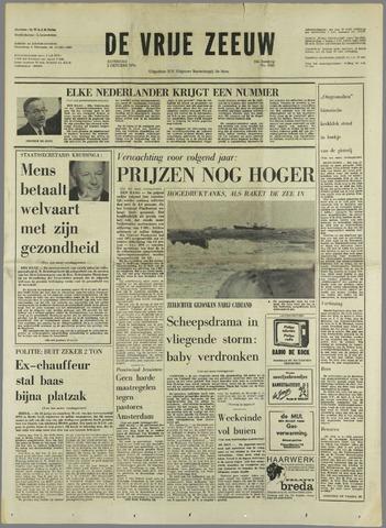 de Vrije Zeeuw 1970-10-03