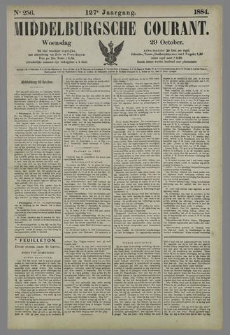 Middelburgsche Courant 1884-10-29