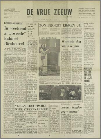 de Vrije Zeeuw 1972-07-21