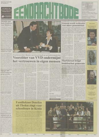 Eendrachtbode (1945-heden)/Mededeelingenblad voor het eiland Tholen (1944/45) 2004-06-24