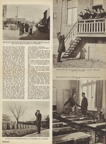 Watersnood documentatie 1953 - tijdschriften 1956