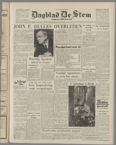 de Stem 1959-05-25