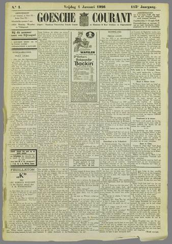 Goessche Courant 1926