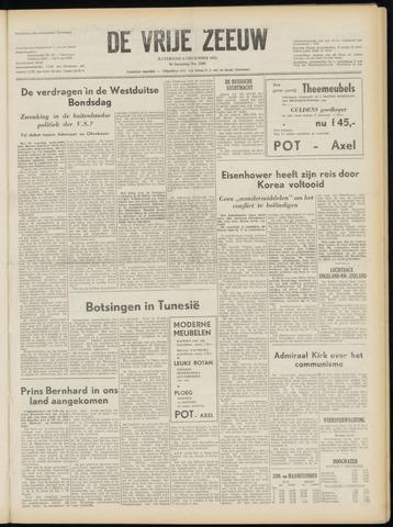 de Vrije Zeeuw 1952-12-06