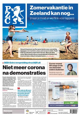 Provinciale Zeeuwse Courant 2020-06-16