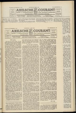 Axelsche Courant 1949-05-04