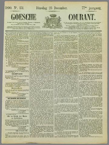 Goessche Courant 1890-12-23