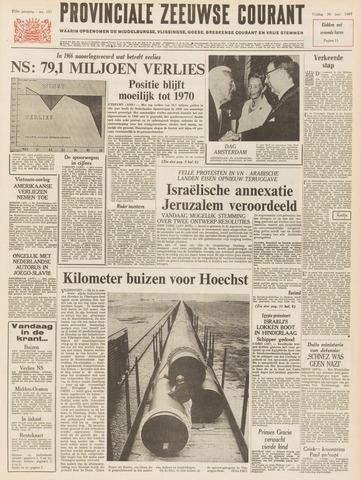 Provinciale Zeeuwse Courant 1967-06-30