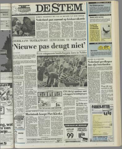 de Stem 1988-02-11