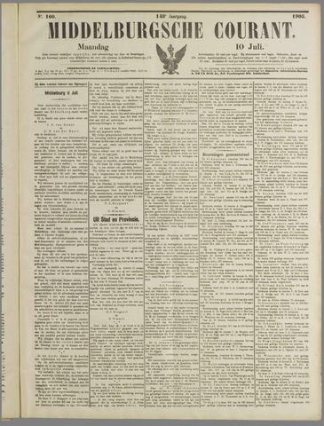 Middelburgsche Courant 1905-07-10