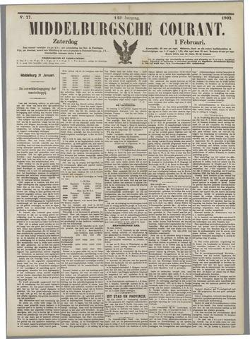 Middelburgsche Courant 1902-02-01