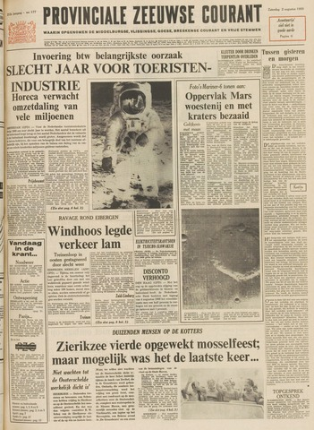Provinciale Zeeuwse Courant 1969-08-02