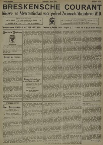 Breskensche Courant 1935-04-02