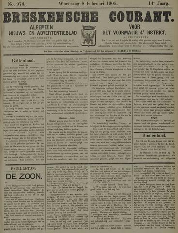 Breskensche Courant 1905-02-08