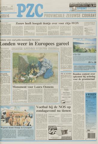 Provinciale Zeeuwse Courant 1996-06-22