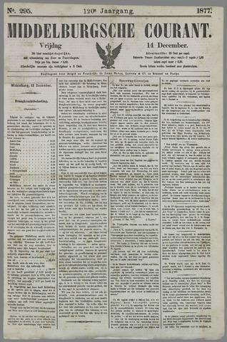 Middelburgsche Courant 1877-12-14