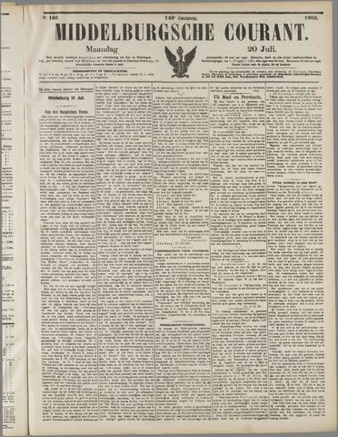 Middelburgsche Courant 1903-07-20