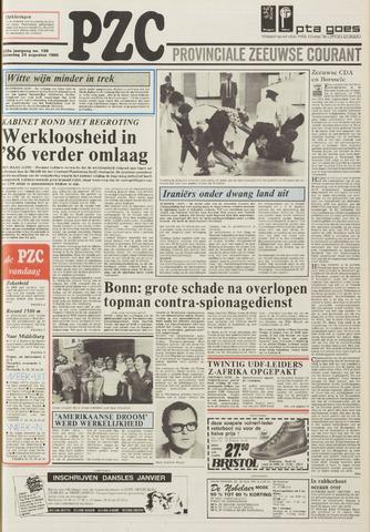 Provinciale Zeeuwse Courant 1985-08-24