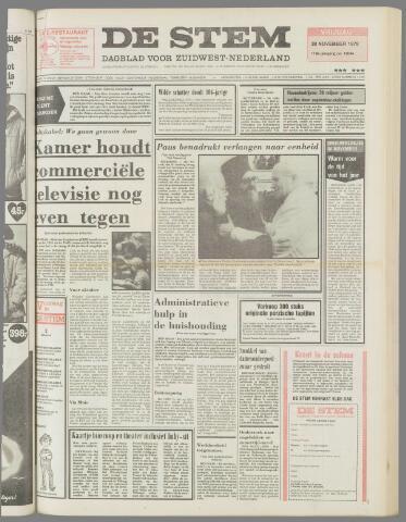 de Stem 1979-11-30