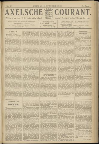 Axelsche Courant 1931-10-02