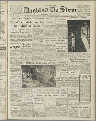 de Stem 1955-11-22