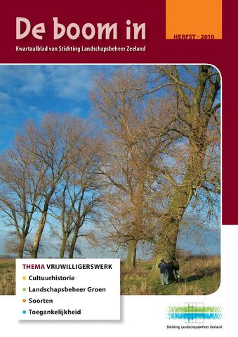 Landschapsbeheer Zeeland - de Boom in 2010-09-21