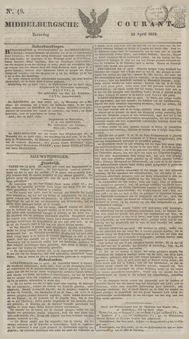 Middelburgsche Courant 1832-04-21
