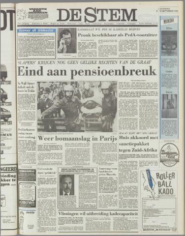de Stem 1986-09-13
