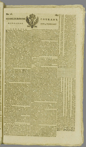 Middelburgsche Courant 1807-02-03