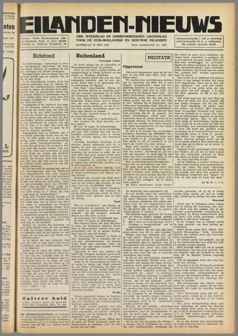 Eilanden-nieuws. Christelijk streekblad op gereformeerde grondslag 1949-05-21