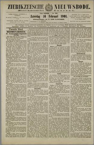 Zierikzeesche Nieuwsbode 1901-02-16