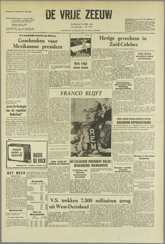 de Vrije Zeeuw 1964-04-11