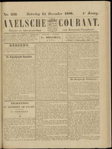 Axelsche Courant 1888-12-15