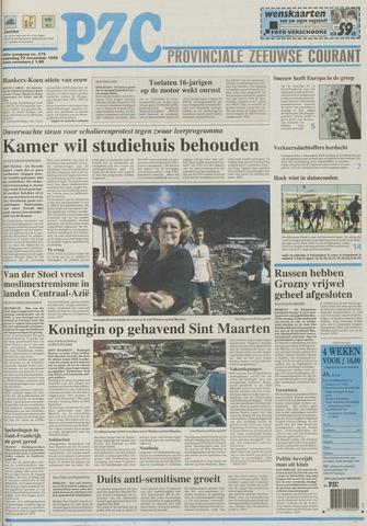 Provinciale Zeeuwse Courant 1999-11-22
