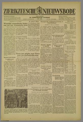 Zierikzeesche Nieuwsbode 1952-08-16