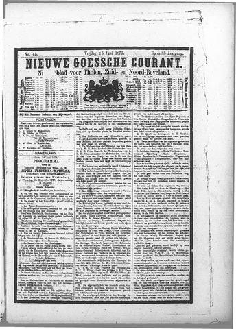 Nieuwe Goessche Courant 1877-06-15