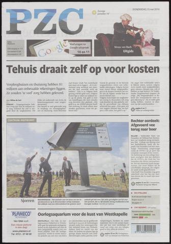 Provinciale Zeeuwse Courant 2014-05-15