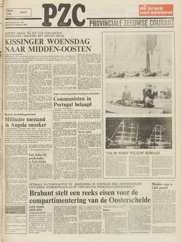 Provinciale Zeeuwse Courant 1975-08-18